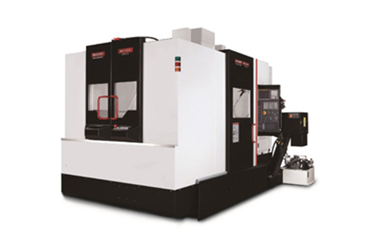 Pallet vertical machining centers
