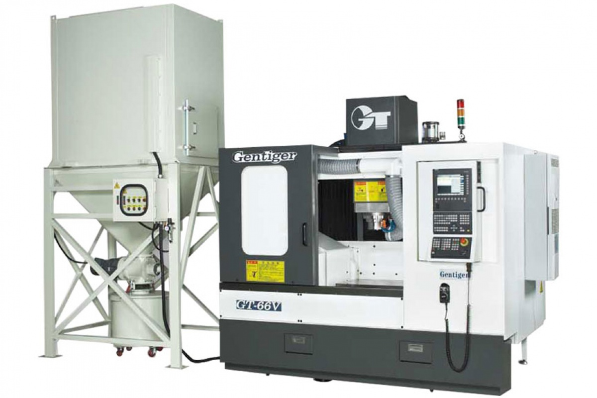 Graphite High speed machining center