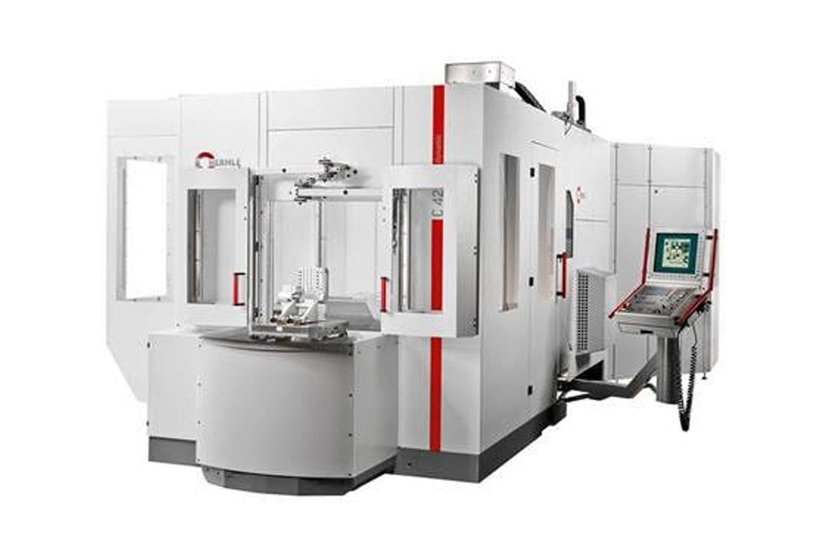 Automated vertical machining centers