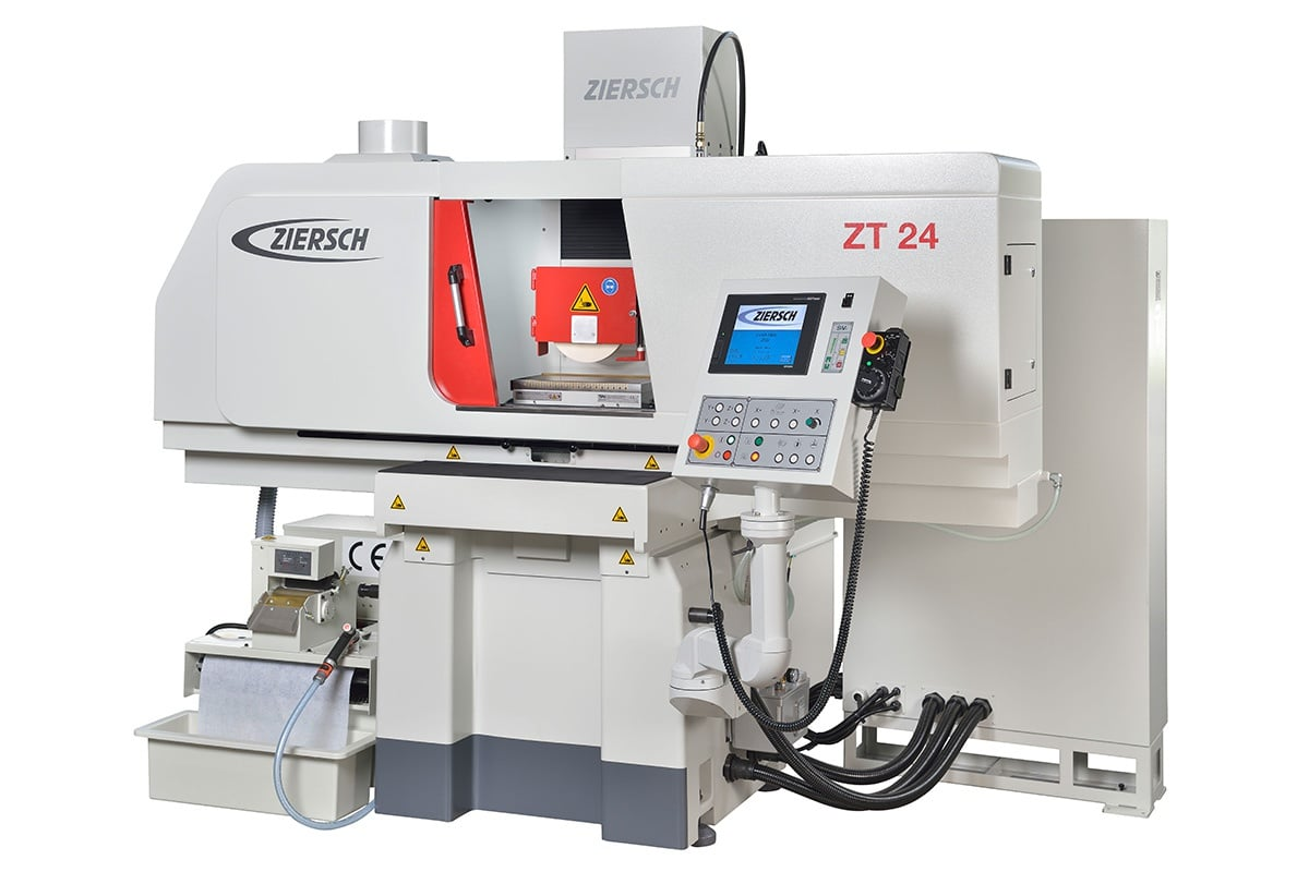 Plane surface grinding machine